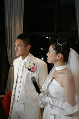 """IMG_1585 (""""HK Productions"""") Tags: japan canon japanese bride ceremony marriage mami reception weddingparty mie bounce rocca quik tuka kuwana  canonspeedlite550ex lumiquest canoneos30d canonef1635mmf28lusm"""