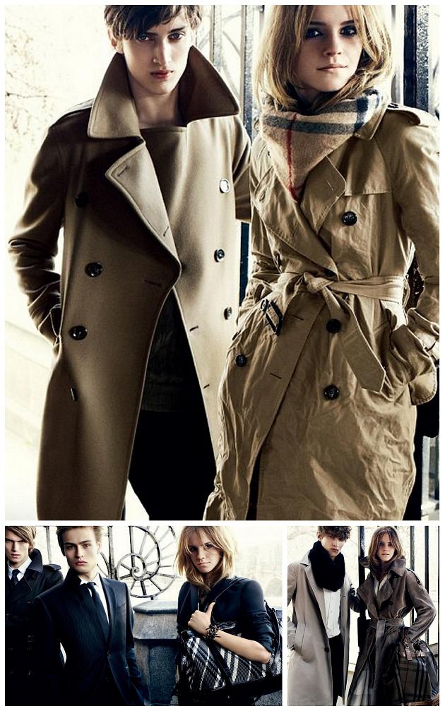 3610793147 d260affaaa o - Emma Watson ve Sonbahar K�� Burberry koleksiyonu