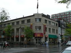 McDonald's, Montreal