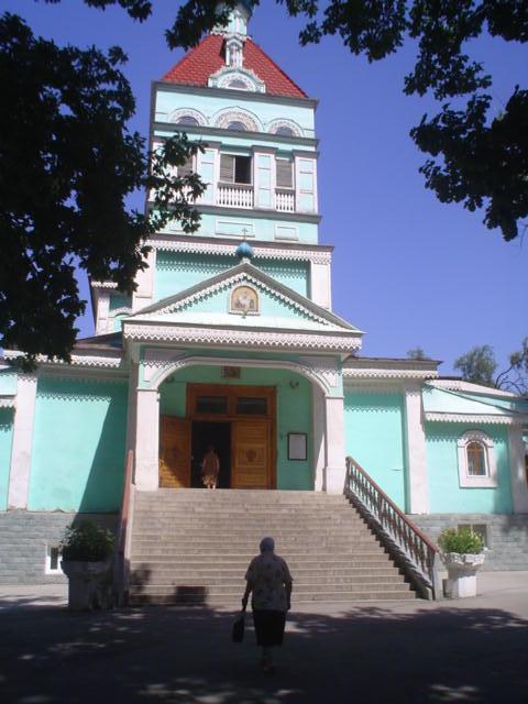 Catedral Nikolsky Sobor