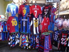 Drogba, Eto'o, Ronalda, Beckham, Messi, Ibrahimovic, Del Piero and Kaka