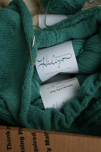 halcyon mystery knit