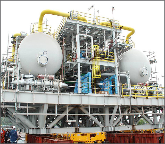 Oil Separation Module by VME Process