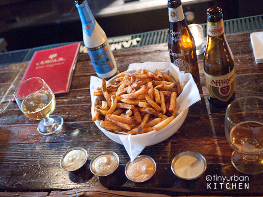 Granville Moore Fries and Beer