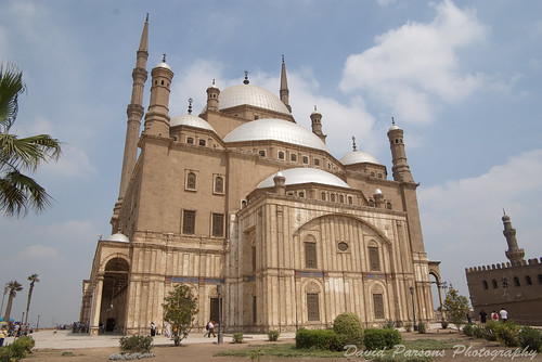 Mosque of Mohamed Ali