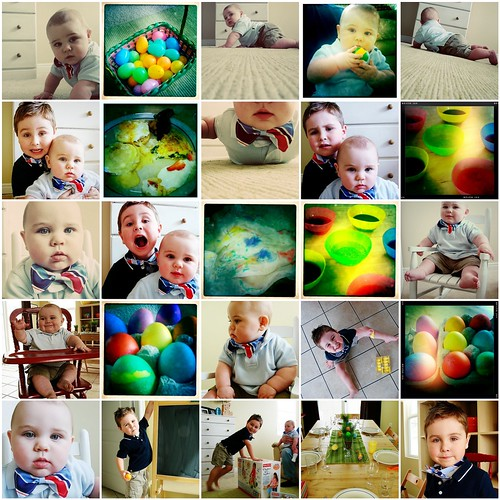 Easter 2010 mosaic
