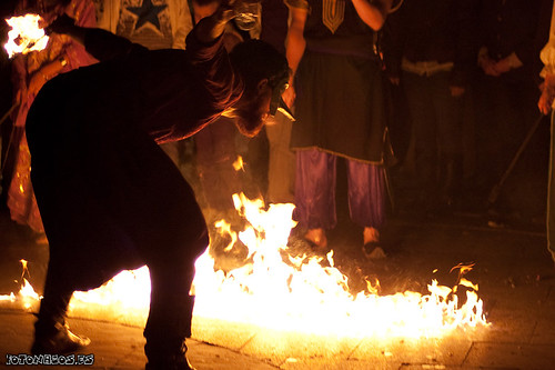 Fotos del Mercado Medieval en Pinto 2010