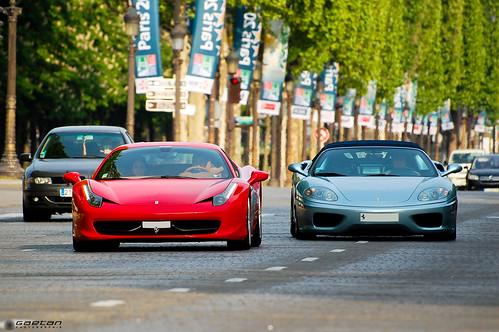 ferrari 458 spider. Ferrari 458 Italia amp; Ferrari