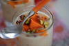 Thumbnail image for Semolina Milk Pudding With Mangoes And Pistachios
