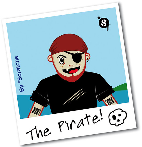 THE PIRATE!