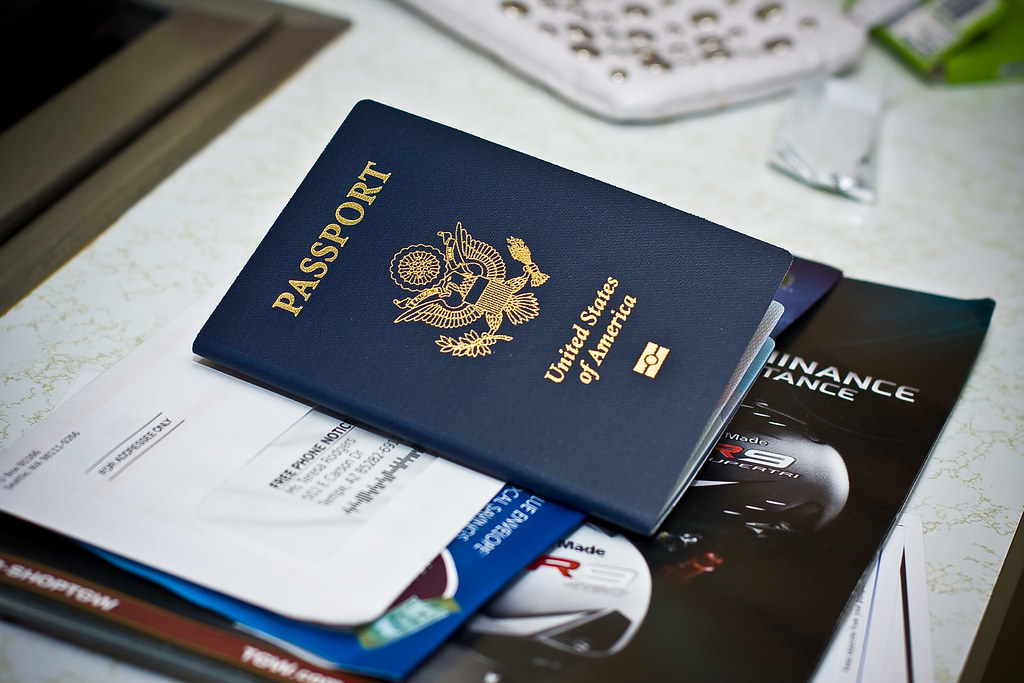 Passport by seantoyer, on Flickr