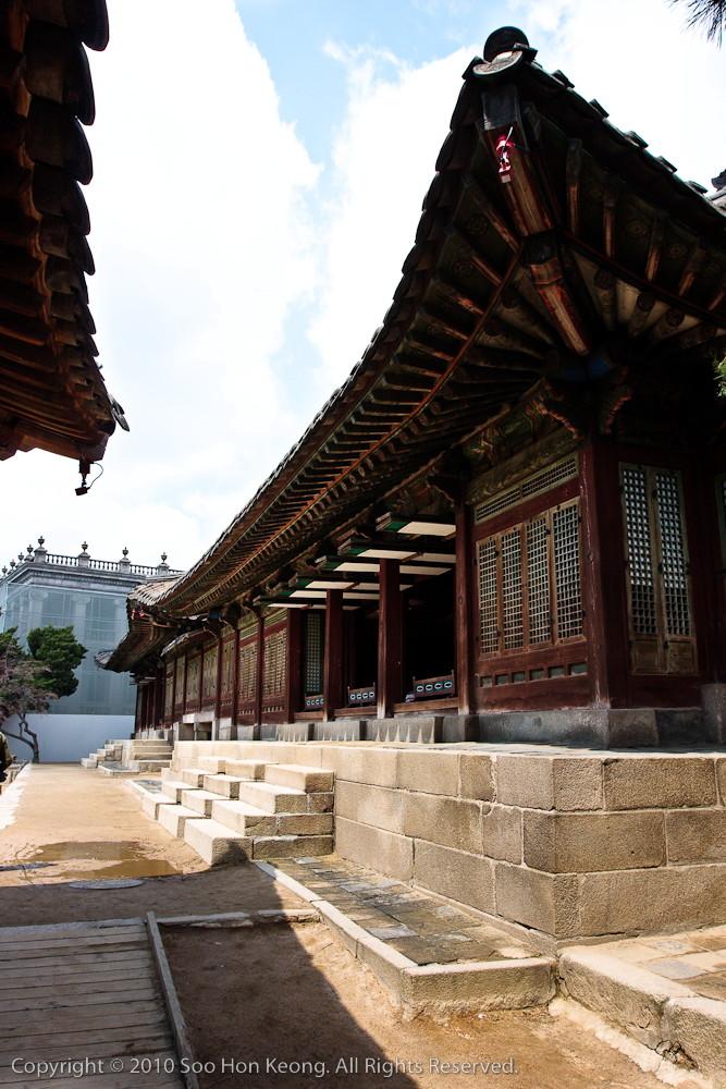 Deoksugung Palace @ Seoul, Korea