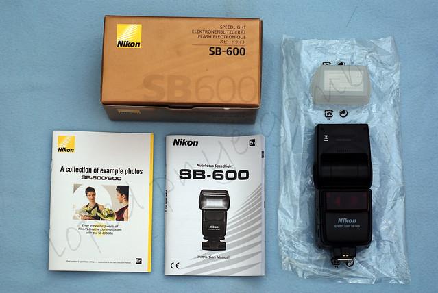 WTS SB600