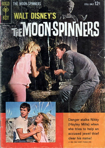 The Moonspinners (1964)