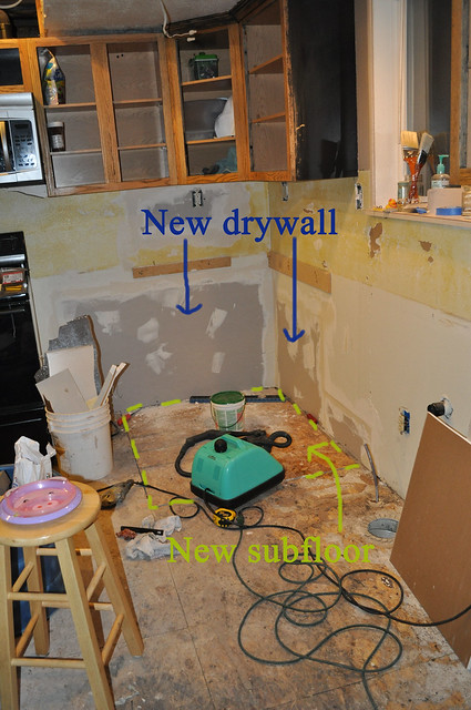 drywall and subfloor copy