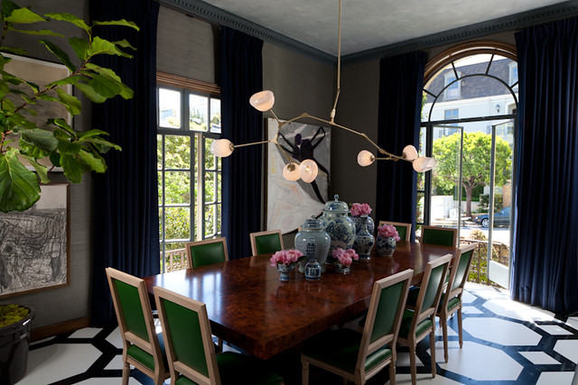 San Francisco Decorator Showcase 2011, Take an insider tour of 2950 Vallejo Street, the site of the 35th annual San Francisco Decorator Showcase, with design expert Claudia Juestel.