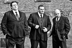 Dylan and his best buds (Morristowne) Tags: wedding bw dylan groom evans athens leister angela groomsmen ouinn theridges morristownephotography