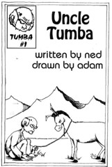 Uncle Tumba Issue 1