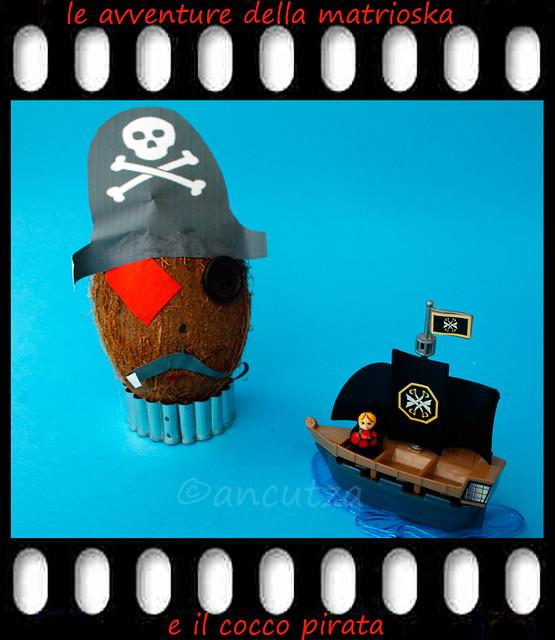 matrioska e il cocco pirata