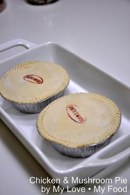2011_03_26 Chicken Mushroom Pie 004