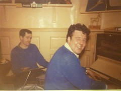 1961 Phil Rudkin on Drums Tony Richardson on piano