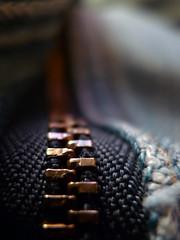 Day 7 - Where Does It Lead? (saebaryo) Tags: macro panasonic jeans zipper project365 365project lx3 panasoniclumixdmclx3 panasoniclumixlx3