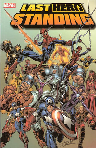 Last Hero Standing cover