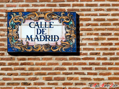 Calle de Madrid (Madrid)