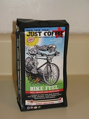 Just Coffee Bike Fuel