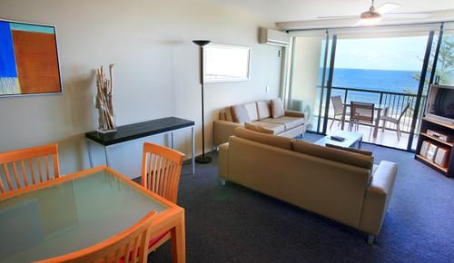 Peninsular Beachfront Resort Accommodation