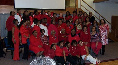 Delta Sigma Theta Alumni Donate Toys to Catholic Charities