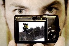 024|365 Getting Air ~ Random (Greg Samborski) Tags: camera cactus portrait face self canon eos flying jump jumping kiss greg display air flash sunday daily days landing 350 snowboard 365 lcd southkorea 2009 kor iksan jeollabukdo strobist vivitar285hv ebaytrigger diygridspot mujuskiresort sigma18200f35 motorbikegear 3652009