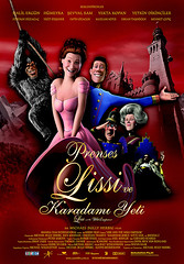 Prenses Lissi ve Kar Adami Yeti / Lissi - The Wild Emperor (2009)