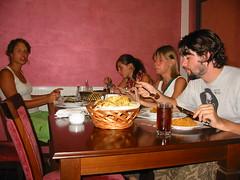 Turkse pizza in Roemenië, alles moet kunnen