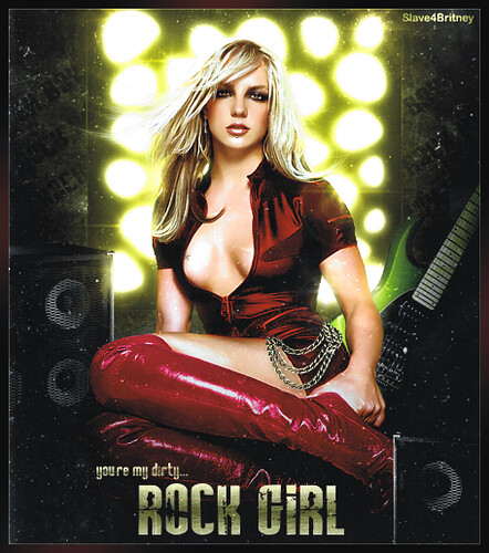 Britney Spears [ Rock Girl ]