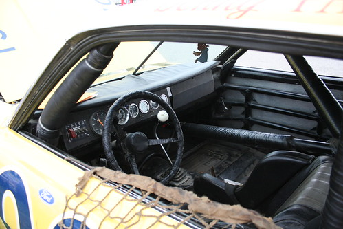 Benny Parsons Race Car 1969 Ford Talladega