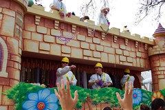 Krewe of Tucks - Royal Throne Riders