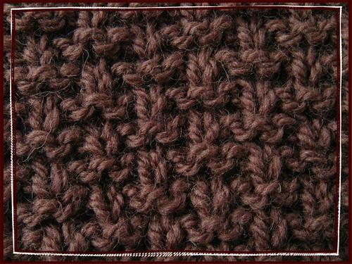 basket weave side panel
