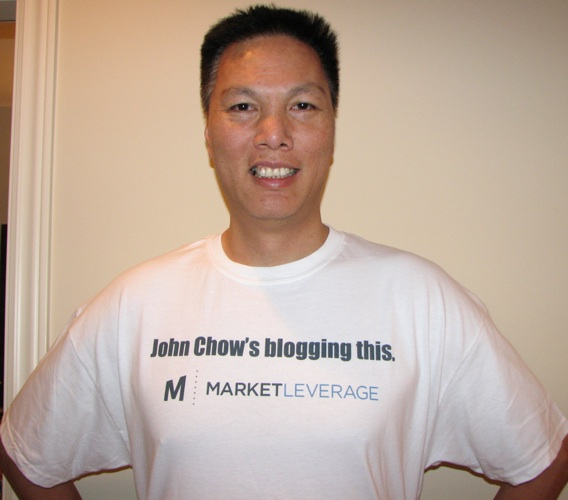John Chow's Blogging This