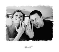 geschafft ..! (Laris.Sa*) Tags: wedding freude deutschetelekom glck brautpaar invitedby abouttobeusedforcommercialpurposes