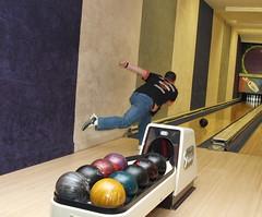 Bear Bowling at Nokomis Lanes 26
