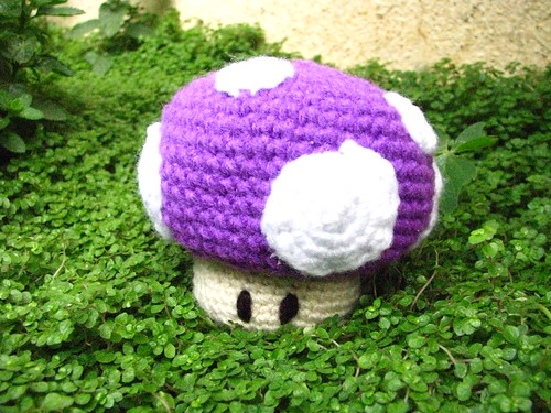 custom mushroom
