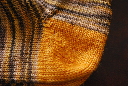 Autumn Socks