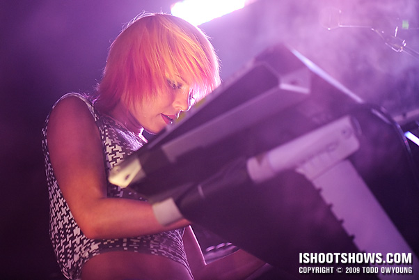 Shiny Toy Guns!