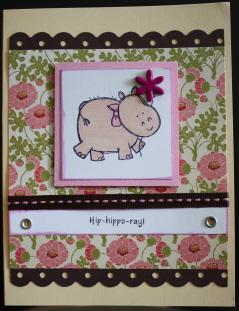 Hippo bday