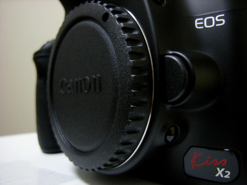 Canon EOS Kiss X2 (Rebel XSi 450D)