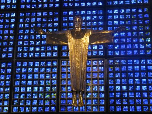 Kaiser-Wilhelm-Gedächtnis-Kirchen in Berlin