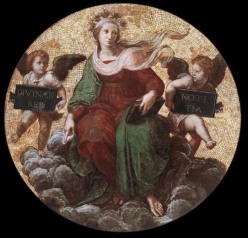 Alegoría de la teología