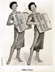 Double Trouble (wackystuff) Tags: musician twins accordian