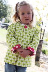 Uptown Girl (makeitperfect) Tags: girl farmersmarket sewing jacket amybutler reversible sewingpatterns uptowngirl sandihenderson makeitperfect
